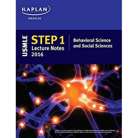 Kaplan USMLE Step 1 Behavioral Science and Social Sciences Lecture