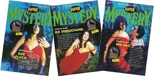 SUPER MYSTERY - Wolfsmond - Band 1, 2 und 3 (Sammleredition)