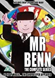 from eOne  HE Mr Benn: The Complete Series DVD 1971 Model CTD10390