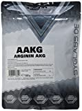 Syglabs Arginin AAKG - Aminosäuren Pulver, 1er Pack (1 x 500 g)
