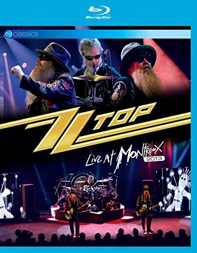 Live at Montreux 2013 [Blu-ray]