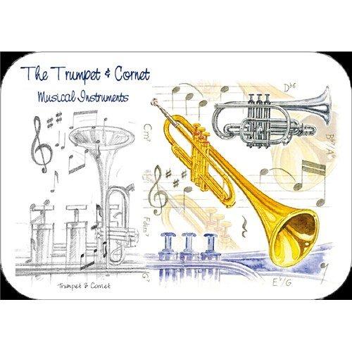 little-schnarchen-cards-gifts-trompete-tisch-sets-mehrfarbig-4-stuck