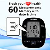 Omron HEM 7270 (iF Award Winning Design) Fully Automatic Digital Blood Pressure Monitor With Intellisense Technology & Cuff Wrapping Guide For Most Accurate Measurement