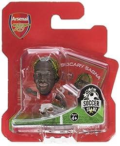Soccerstarz - Figura con cabeza móvil (Arsenal F.C. 73307)