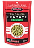 Seapoint Farms, Dry Roasted Edamame, Sea Salt, 4 oz (113 g) (Pack of 12)