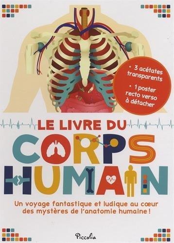 Le livre du corps humain par Maud Brougère
