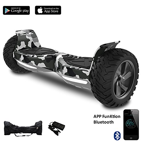 EVERCROSS 8.5' Hoverboard Scooter Patinete del mano...