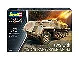 Revell 03264 Panzerwerfer 42 auf sWS 12 Modellbausatz with 15