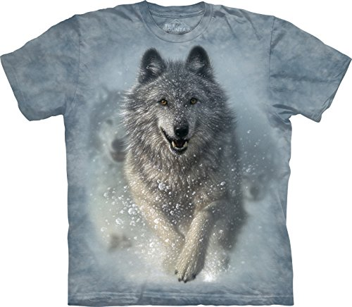 Snow Plow Bambino Medium Wolves Unisex T Shirt The Mountain