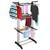 ReaseJoy Foldable 3 Tier Clothes Airer Laundry Drying - Best Reviews Guide