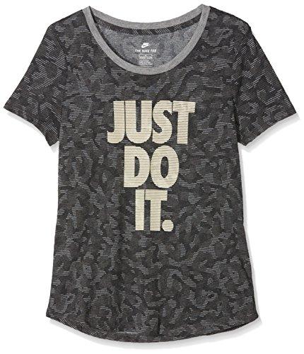 Nike NSW (Tri SCP Tigress Ao, Girls Short Sleeve T-Shirt
