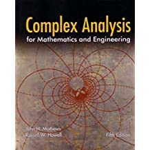 Complex Analysis for Mathematics and Engineering (English Edition)