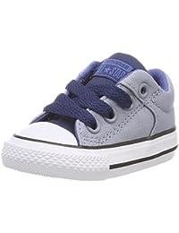 aa9dd25d4 Converse Ctas Street Slip Glacier Grey/Navy/Night, Sneaker a Collo Alto  Unisex
