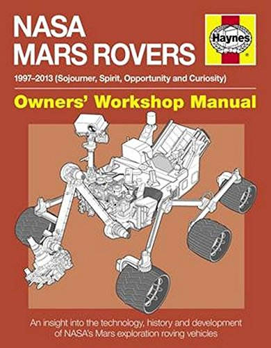 Nasa Mars Rovers Manual: An insight into the technology, history and development of NASA's Mars exploration roving vehicles (Owners Workshop Manual) por David Baker