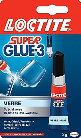 Colle Loctite - Loctite Super Glue-3 Spécial Verre 3