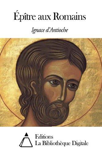 Épître aux Romains par Ignace d'Antioche
