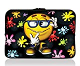 Colorfulbags Cute Design Girls Boys New 11.6' 12' 12.1' inch scratch-proof Laptop Notebook Soft...