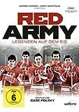 Red Army-Legenden auf dem Eis [Import anglais]