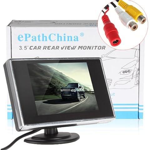 BW 3,5/4,3/5pulgadas TFT-LCD monitor del coche para