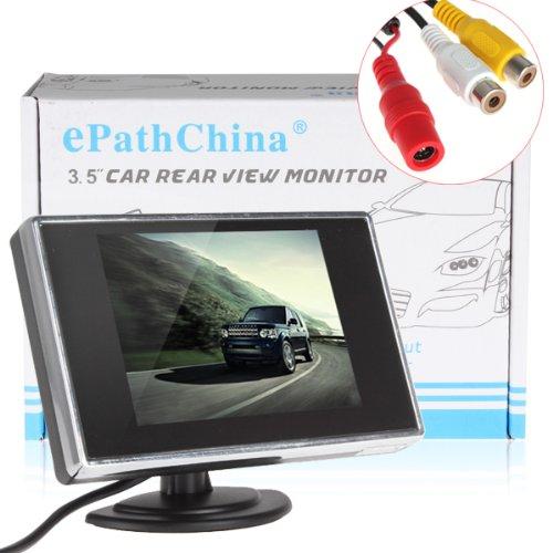 Cámara y monitor inalámbricos para coche