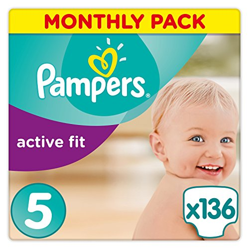 pampers-premium-protection-active-fit-junior-panales-talla-5-11-23-kg-136-unidades