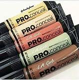 Best Under Eye Cream Concealer For Dark Circles - La Girls Pro Conceal Hd Concealer Review