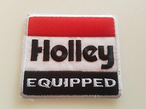 # 105 Sac à Main pour Chien Holley 8,5 x 7,5 cm Entièrement brodé. Patch APLICATION ECCUSON Hot Rod!