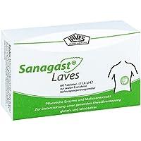 Sanagast Laves Tabletten 60 stk preisvergleich bei billige-tabletten.eu