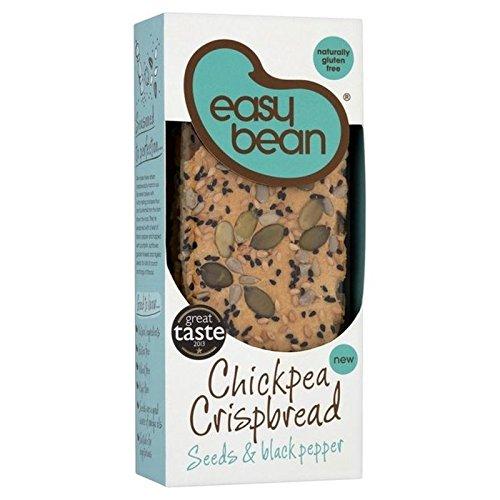 Easy Bean Semi Di Ceci Croccanti E Pepe Nero 125g (Confezione da 2)