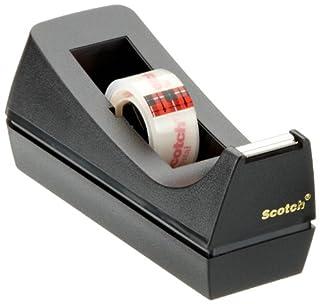 Scotch 83980 - Rollo de cinta adhesiva con soporte (33 m x 19 mm, 2 unidades), color negro (B000KTC98M) | Amazon price tracker / tracking, Amazon price history charts, Amazon price watches, Amazon price drop alerts