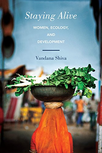 Staying Alive: Women, Ecology and Development por Vandana Shiva
