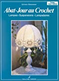 Image de ABAT-JOUR AU CROCHET. Lampes-suspensions-lampadaires