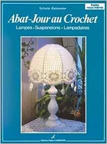 abat jour au crochet lampes suspensions. Black Bedroom Furniture Sets. Home Design Ideas