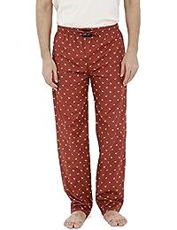 London Bee Men's Cotton Poplin Printed Pyjama/ Lounge Pant MPLB0100