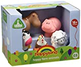 Early Learning Centre 134555 Happyland Happy Farm Animals Playset