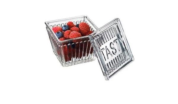 Kühlschrank Quadratisch : Amazon.de: artland tasty kühlschrank & pantry quadratisch glas