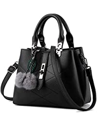 317791aa3541 Amazon.co.uk  Faux Leather - Cross-Body Bags   Women s Handbags ...