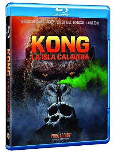 Kong: La Isla Calavera Blu-Ray [Blu-ray] 5165qjKlzEL