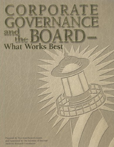 corporate-governance-and-the-board-what-works-best-by-sponsored-by-the-institute-of-internal-auditor