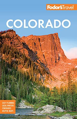 Fodor's Colorado (Fodor's Travel Guide)