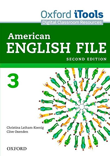 American English File 3: iTools 2ª Edición (American English File Second Edition)