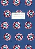 Herma 19079 Heftschoner (FC Bayern München, A4)