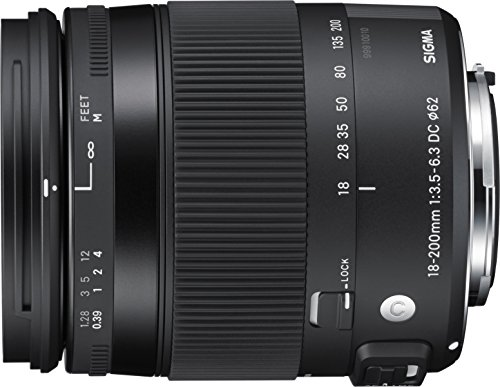 Affordable Sigma 18-200mm F/3.5-6.3 DC OS HSM Lens for Nikon Review
