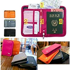 Vepson Polyester Wallet (Multicolor)