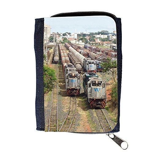 Portafoglio Borsellino portafoglio // F00030093 Chemin de fer // Purse Wallet