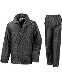 Result Herren Regenmantel Unisex Core Rain Suit, XX-Large