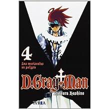 D. Gray-Man 4 (Shonen - D.Gray-Man)