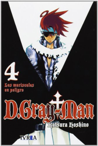 D. Gray-Man 4 (Shonen - D.Gray-Man)
