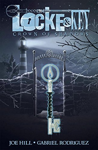 Locke & Key Volume 3: Crown of Shadows
