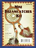 Realeather Crafts Various Leathercraft Kit-Mini Dreamcatcher 3-inch